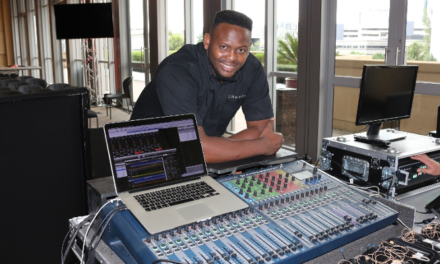 VICTOR LUSUNZI: MY JOURNEY WITH SOUNDCRAFT