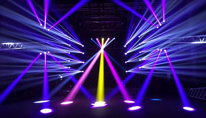 WHAT'S NEXT FOR THE MOVING HEAD PROFESSIONAL LIGHTING MARKET?